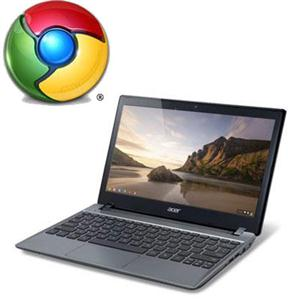 "Acer 11.6"" C740-C4PE Chromebook, by Royal"
